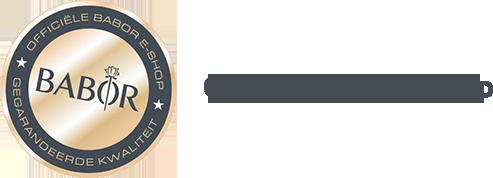 Babor logo webshop